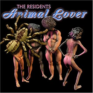 Cover of &quot;Animal Lover&quot;