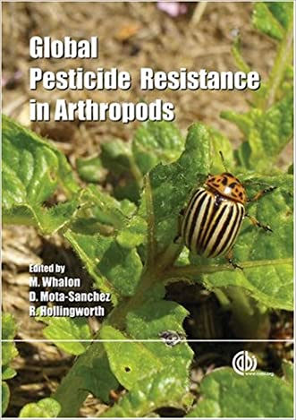 Global Pesticide Resistance in Arthropods