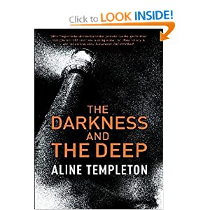 The Darkness And The Deep - Aline Templeton