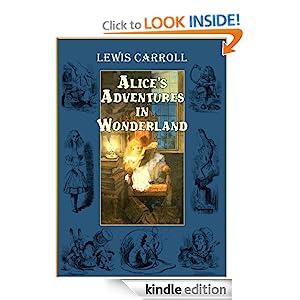 Alice in Wonderland (Illustrated) (Fairy eBooks)