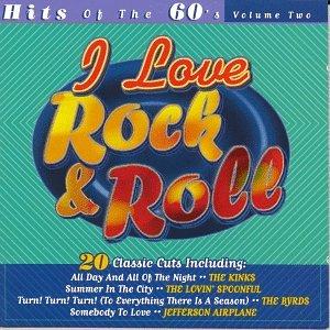 I Love Rock N Roll Hits Of 60's