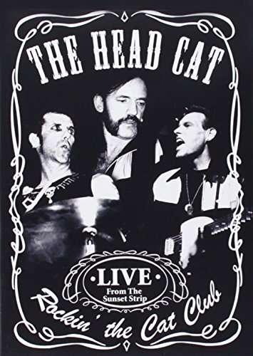 Head Cat - Rockin  The Cat Club