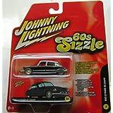 1965 SHELBY COBRA DAYTONA COUPE * 60s Sizzle * 2006 Johnny Lightning 1/64 Scale Die-Cast Vehicle #8