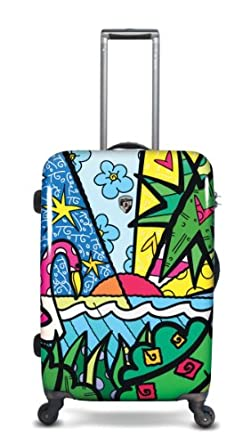Britto Collection by Heys USA Palm 26 Spinner Case