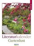Literatur-Wochenkalender Gartenlust 2014