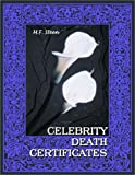 Celebrity Death Certificates