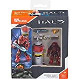Mega Construx Halo Req Station Red Building Set
