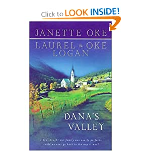 """Dana's Valley"" by Janette Oke & Laurel Oke Logan :Book Review"