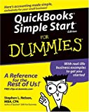 QuickBooks Simple Start For Dummies (For Dummies (Computers))