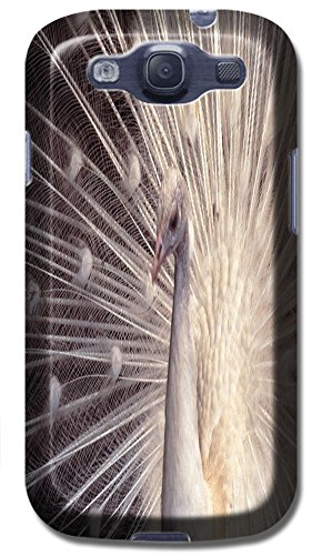 Beautiful Peacock Cell Phone Cases Design Special For Samsung Galaxy S3 I9300 No.1