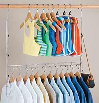 Organize It All Closet Doubler $9.99
