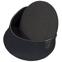 LensCoat LCHLBK Hoodie Large (Black)