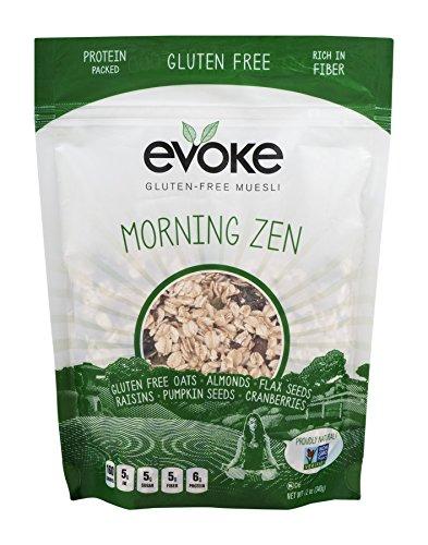 Evoke Morning Zen Gluten Free Muesli, 12 Ounce (Gluten Free Muesli compare prices)