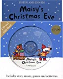 Maisy\'s Christmas Eve (Maisy Book & CD)