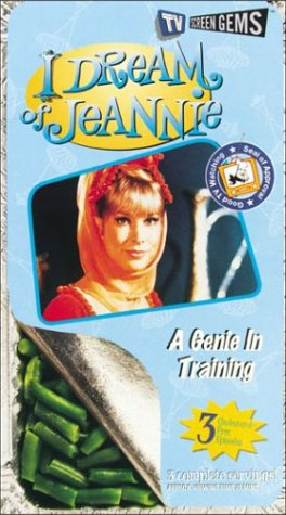 I Dream Of Jeannie: Genie In Training [Vhs]