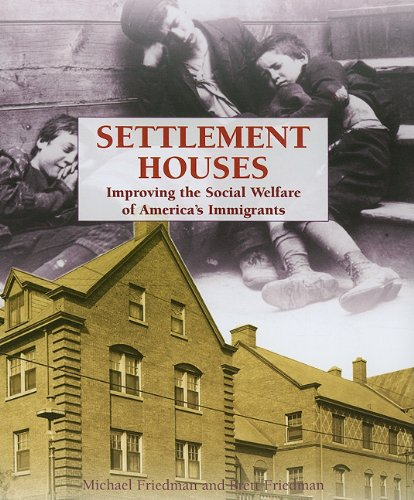 the settlement house movement argument in howard husocks fighting poverty the old fashioned way Academiaedu is a platform for academics to share research papers.