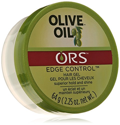 Organic R/s Root Stimulator Olive Oil Edge Control Hair Gel, 2.25 Ounce (Edge Slick Gel compare prices)