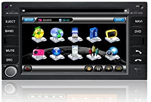 Station Multimédia Mobile Autoradio HD GPS DIVX DVD MP3 USB SD RDS Bluetooth IPOD PIP disque dur 2 Go avec CAN BUS pour Peugeot 207 et 307