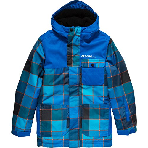 O'Neill Volcano Jacket – Boys' Bolt Blue, 14
