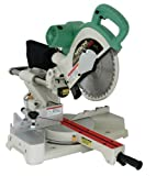 51AFKMBGYPL. SL160  Hitachi C10FSH 10 Inch Sliding Compound Miter Saw with Laser
