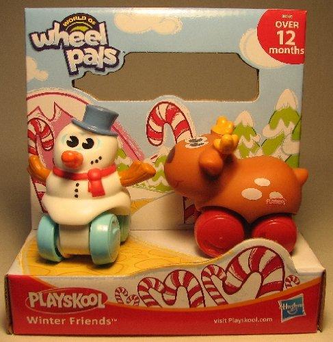 Imagen de Playskool Mundial de Amigos de ruedas Pals Invierno