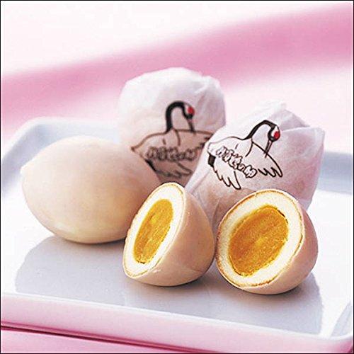 【全国おみやげギフト★北海道】丹頂鶴の卵(44000029)