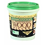 Eclectic Prod. 40042126 Famowood Water-Based Wood Filler