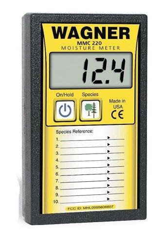 Wagner MMC220 Extended Range Moisture Meter