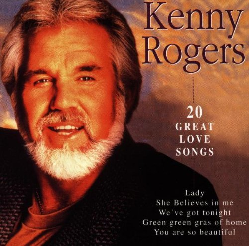 KENNY ROGERS - 20 Great Love Songs - Zortam Music
