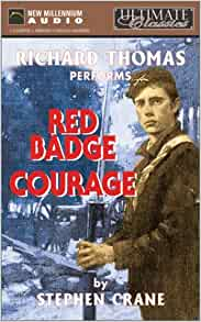 a review of the story the red badge of courage Reviews all reviews hot new  this is just oneof many great quotes in stephen crane's the red badge of courage, a heroic warnovel set on a civil war battlefield  the story begins with the .
