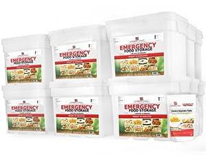 THE BEST Long Term Emergency Bulk Food Storage - THE BEST Freeze Dried Foods - Long... by My Food Storage
