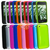 8 x Textured Silicone Skin Case Cover + 2 x TPU rubber Case Compatible With ....