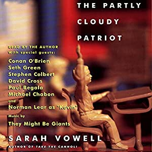 The Partly Cloudy Patriot Audiobook