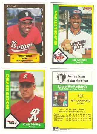 1990 Cmc Minors - Los Angeles Dodgers Team Set front-605107