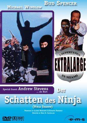 Extralarge 10 - Der Schatten des Ninja