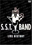 S.S.T.BAND LIVE HISTORY [DVD] - S.S.T.BAND