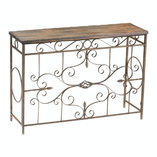 Cheap Cyan Design 42.5×13 Inch Schafer Iron Console Table (B003DFDMGS)