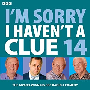 I'm Sorry I Haven't a Clue: Vol. 14 Radio/TV Program