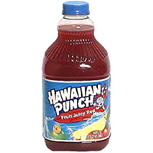 Amazon.com : Hawaiian Punch Fruit Juicy Red Punch, 64 oz