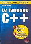 Codes en stock langage C++