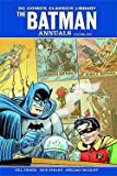 img - for DC Library Batman The Annuals HC Vol 01 book / textbook / text book