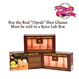 Spice Lab Himalayan Salt Shot Glasses, Set of 4