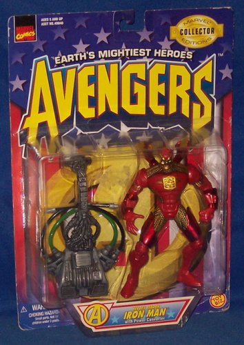 Avengers Iron Man Action Figure (Iron Man Action Figure )