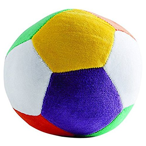VASA Multicoloured Soft Lightweight and Safe to Play Soft Ball