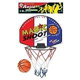 Gueydon Jouets - Set de canasta y pelota de baloncesto (801839)