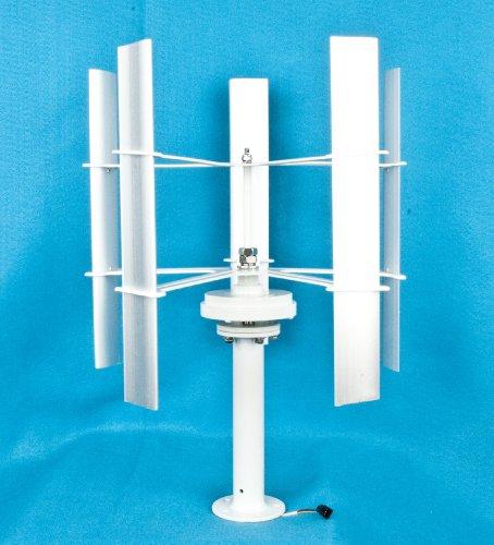 GudCraft 10W 15W Max Vertical Wind Turbine Wind Generator
