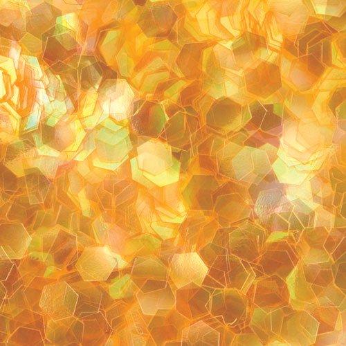 六角オーロラG 1mm #302 オレンジ 0.5g