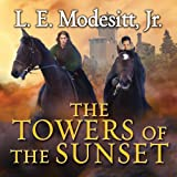 img - for The Towers of the Sunset: Saga of Recluce, Book 2 book / textbook / text book