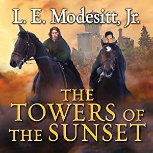 The Towers of the Sunset Audiobook