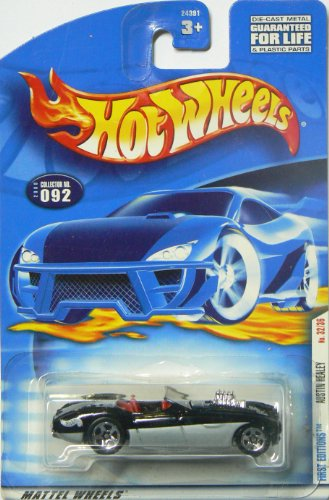 Hot Wheels 2000-092 First Edition 32/36 Austin Healey 1:64 Scale - 1
